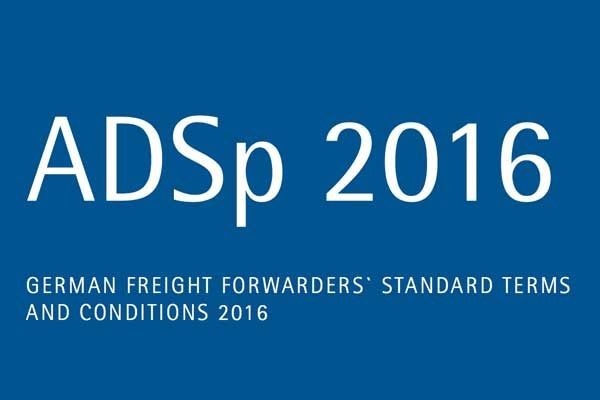 ADSp Standard Terms